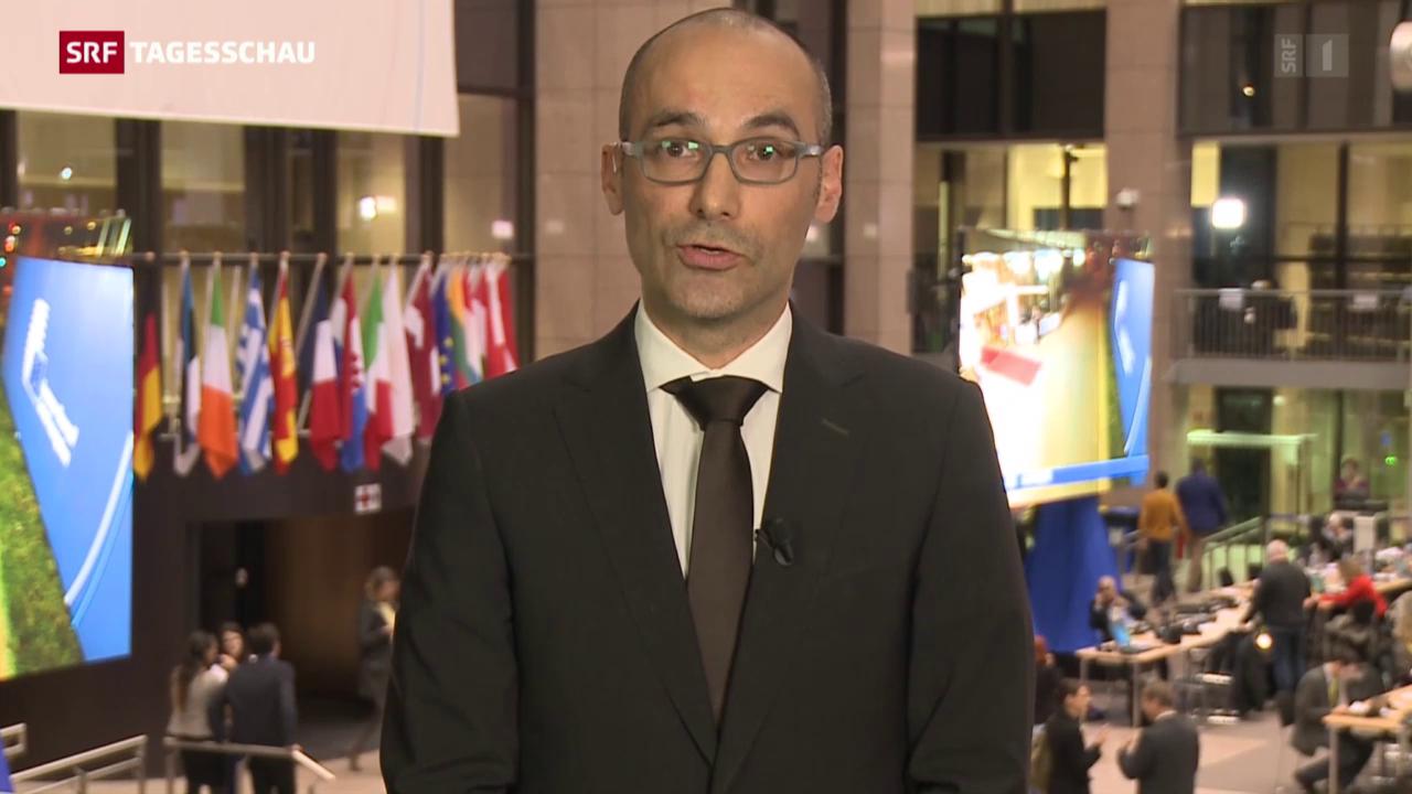 EU-Gipfel: Einschätzung von Oliver Washington