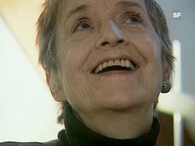 Video «Die Schauspielerin Margrit Winter» abspielen