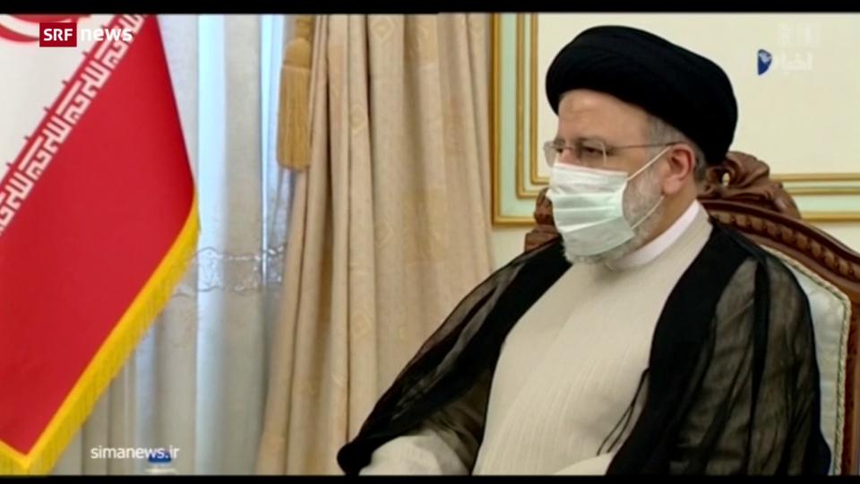 Aus dem Archiv: Ebrahim Raisi gewinnt Präsidentenwahl im Iran