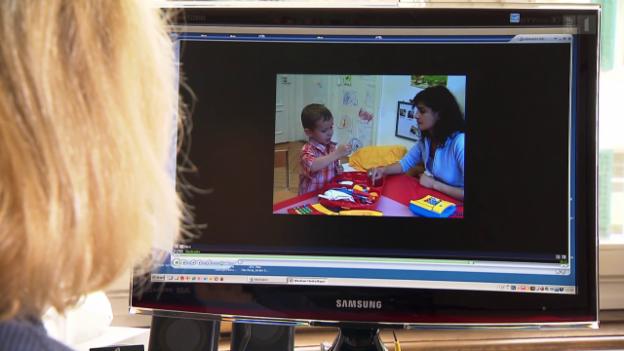 Video «Sprachstörungen: Lange Therapie, grosser Erfolg?» abspielen