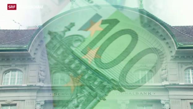 Video «Devisenreserven der SNB stark gestiegen» abspielen