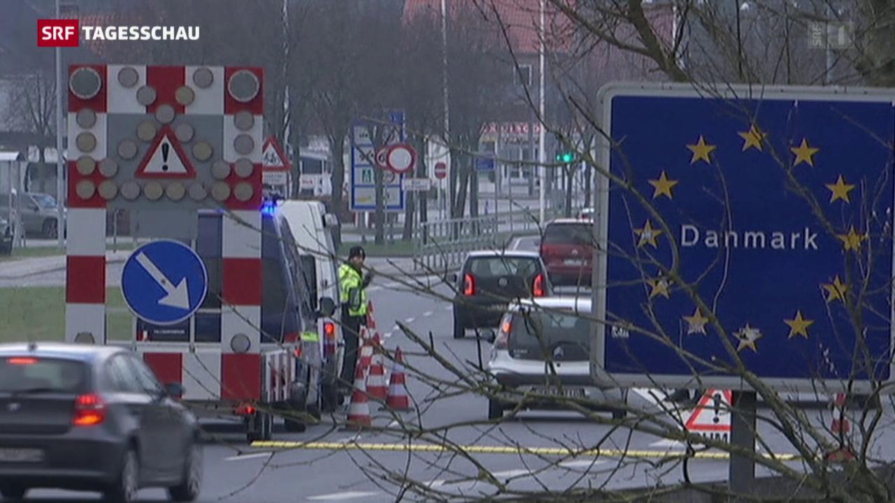 Grenzkontrollen in Schweden und Dänemark
