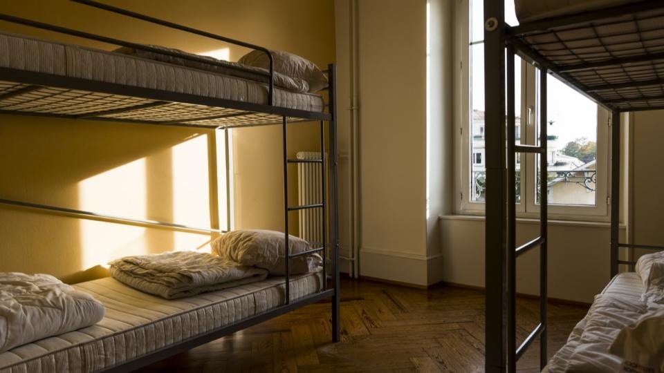 Eine Notschlafstelle in der Kleinstadt, ist das nötig?