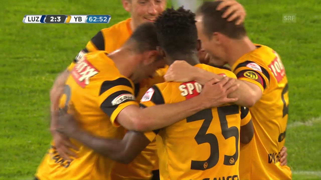 FCL - YB: Die Live-Highlights