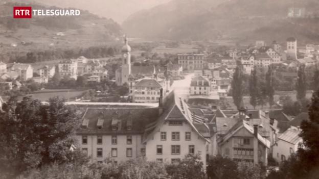 Laschar ir video «150 onns claustra da Glion - l'istorgia (1/3)»