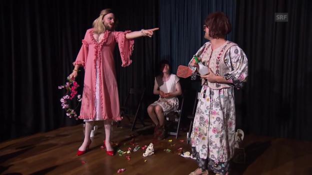 Video «2. Jahr: Julian in «Die Präsidentinnen»» abspielen
