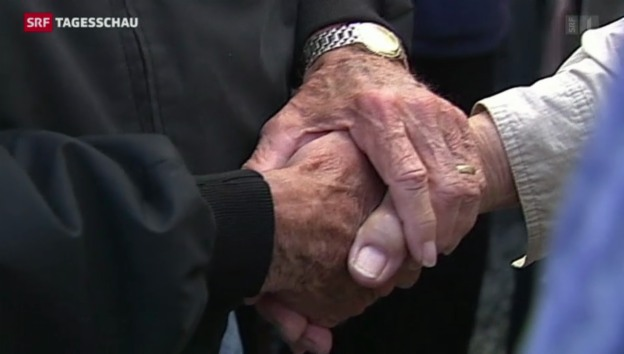 Video «Veteranen erinnern sich» abspielen