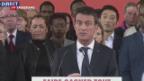 Video «Manuel Valls will kandidieren» abspielen