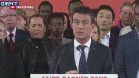 Video «Manuel Valls will kandidieren» abspielen