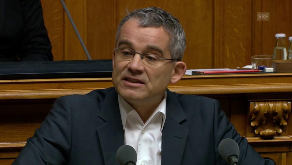 Beat Jans: «Eine Neuheit in der Schweizer Demokratie»