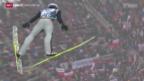 Video «Skispringen: Weltcup in Oslo, Grossschanze» abspielen