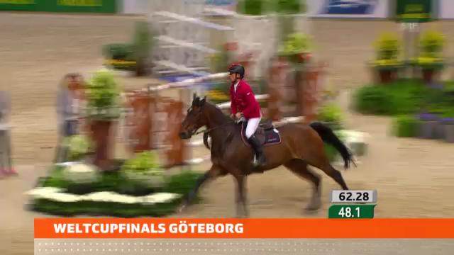 Reiten: Weltcupfinal in Göteborg, 1. Tag