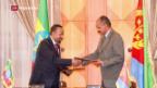 Video «Friedensabkommen zwischen Äthiopien und Eritrea» abspielen
