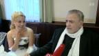 Video «Maximilian Schell: Liebe kennt kein Alter» abspielen