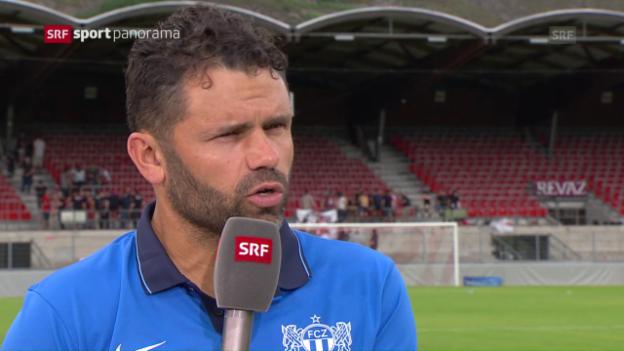 Video «Uli Forte im Interview mit Rainer Maria Salzgeber» abspielen