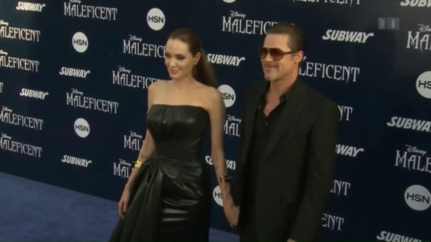 Video «Angelina & Brad: Jetzt wirds dreckig» abspielen