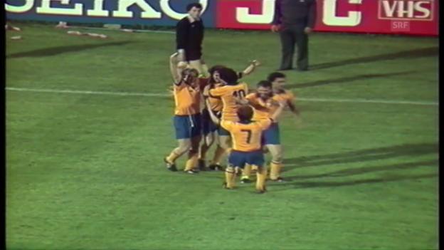 Video «1984: Juves Boniek trifft gegen Porto» abspielen