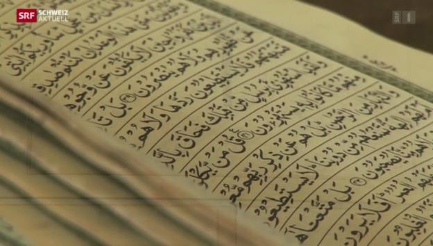 Video «Neuer Islam-Lehrstuhl an der Uni Freiburg» abspielen