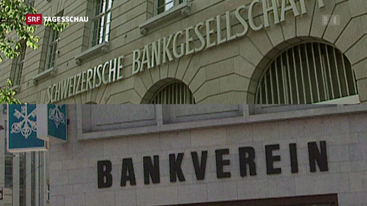 20 Jahre nach der Fusion zur UBS