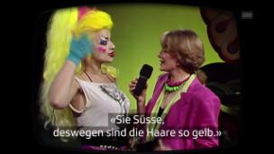 Video «Legendäre Interview-Szenen mit Heidi Abel» abspielen