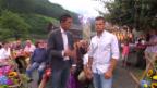Video «Der König von Mallorca und König der Abfahrt im Glarnerland» abspielen