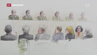 Video «Grenzwächter wieder vor Gericht» abspielen