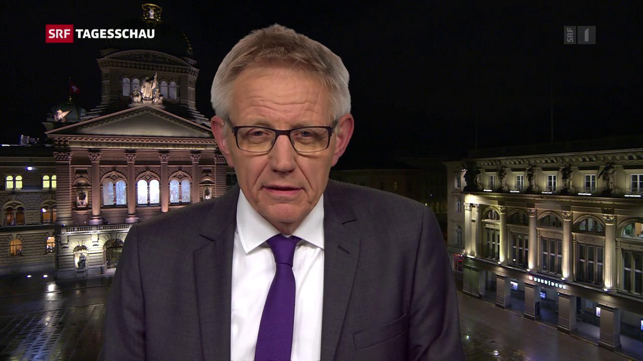 Hanspeter Trütsch zur Position des Ständerats