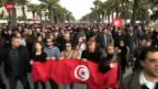 Video «Tunesien am Rande des Chaos» abspielen