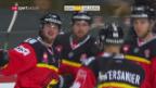Video «Bern lässt gegen Salzburg nichts mehr anbrennen» abspielen
