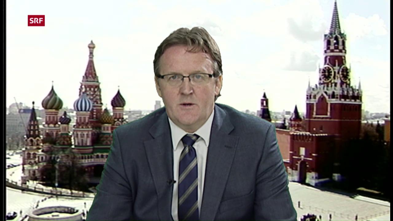 Christof Franzen zur Beziehung Russland – Ukraine