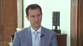 Video «Interview mit Baschar al-Assad» abspielen