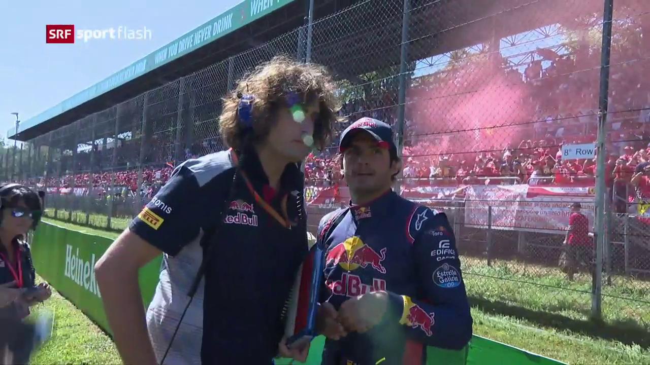 Rochaden in der Formel 1