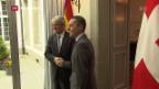 Video «Spanien – Schweiz: Gegenseitige Unterstützung» abspielen