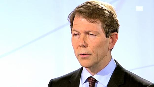 Video «Fritz Zurbrügg über die Lage auf dem Immobilien-Markt» abspielen