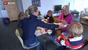 Video «Familieninitiative bei CVP umstritten» abspielen