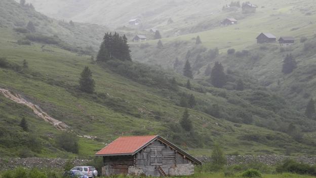 Teilen ist auf der Alp üblich