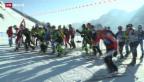 Video «Skitourenrennen im Trend» abspielen