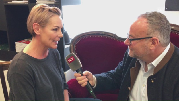 Video «Wie es zur Idee mit den Flaggen in St. Moritz kam» abspielen