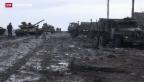 Video «Ukraine: Separatisten wollen weiter Kräfte mobilisieren» abspielen