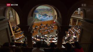 Video «Rechtsvorbeifahren soll erlaubt werden» abspielen
