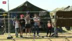 Video «Ungarn will zweiten Grenzzaun» abspielen