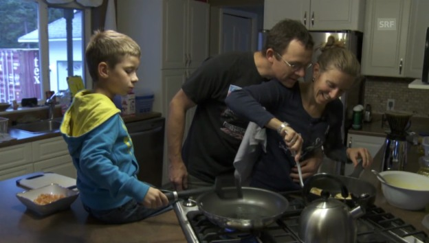 Video «Pancakes backen» abspielen