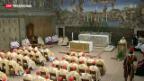 Video «Die erste Messe» abspielen
