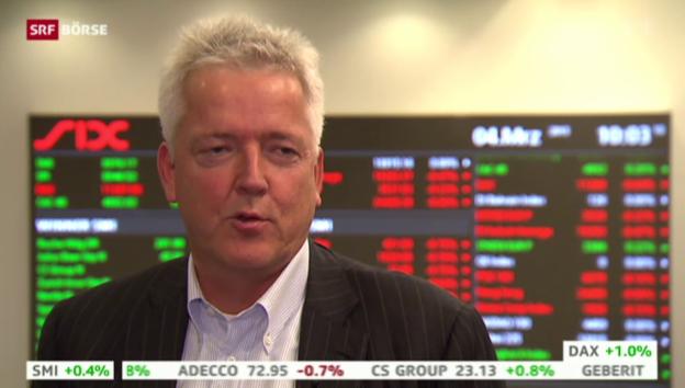 Video «SRF Börse vom 04.03.2015» abspielen