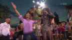 Video «Tina Turner kommt doch.....» abspielen