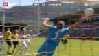 Video «Super League: Sion - YB» abspielen