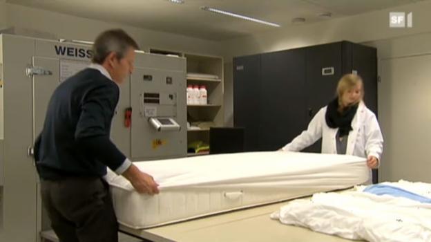 fixleint cher mit vielen m ngeln sendungen srf. Black Bedroom Furniture Sets. Home Design Ideas