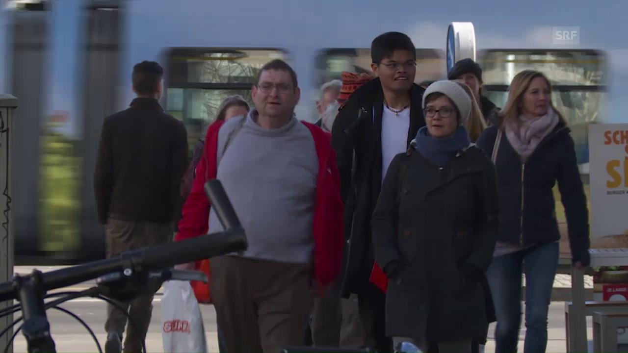 «Wir zeigen das Zürich eines Obdachlosen»