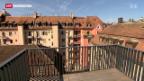 Video «Wohnungsnot in der Schweiz» abspielen