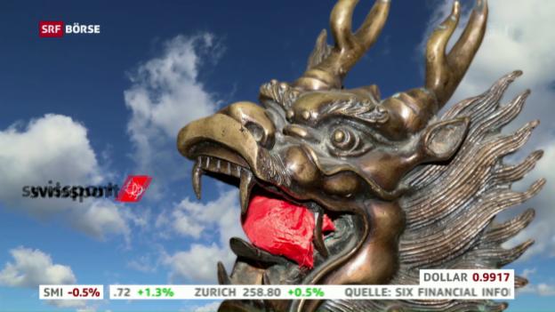Video «SRF Börse vom 24.10.2016» abspielen